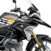 BSTI 3336 BMW R1250GS Black Storm Metallic Anniversary Limited Edition Tank Stickers Black Yellow 02