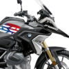 BSTI 3336 BMW R1250GS Black Storm Metallic Anniversary Limited Edition Tank Stickers Msport 02