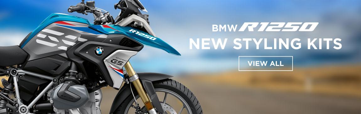 Website Slider BMW R1250 Gs new designs