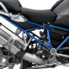 BFS 3337 BMW R1250GS 2019 Black Storm Metallic GS Frame Wrap Styling Kit Cobalt Blue 02