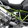BFS 3337 BMW R1250GS 2019 Black Storm Metallic GS Frame Wrap Styling Kit Toxic Green 02