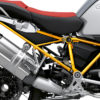 BFS 3340 BMW R1250GS Adventure 2019 Ice Grey GS Frame Wrap Styling Kit Yellow 02