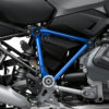 BFS 3342 BMW R1250GS 2019 Black Storm Metallic Pyramid Frame Wrap Styling Kit Cobalt Blue 02