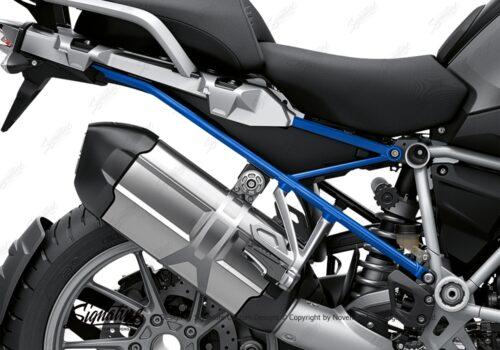 BFS 3347 BMW R1250GS 2019 Black Storm Metallic Subframe Wrap Styling Kit Cobalt Blue 02