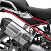 BFS 3347 BMW R1250GS 2019 Black Storm Metallic Subframe Wrap Styling Kit Red 02
