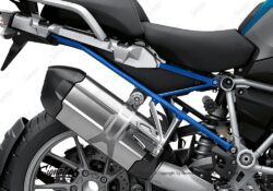 BFS 3348 BMW R1250GS 2019 Cosmic Blue Subframe Wrap Styling Kit Cobalt Blue 02
