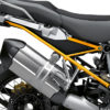 BFS 3352 BMW R1250GS Adventure 2019 Style Exclusive Subframe Wrap Styling Kit Yellow 02