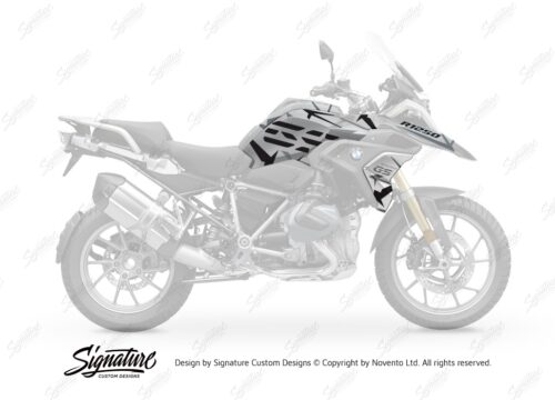 BCKIT 3416 BMW R1250GS Spike Configurator 01