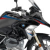 BKIT 3354 BMW R1200GS LC Black Storm Metallic Vivo Series Red Blue Stickers Kit 02