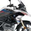 BKIT 3358 BMW R1200GS LC Alpine White Vivo Series Red Blue Stickers Kit 02