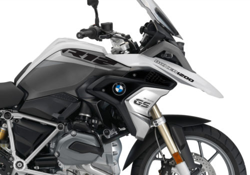 BKIT 3360 BMW R1200GS LC Alpine White Vivo Series Grey Variations Stickers Kit 02