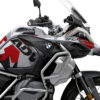 BKIT 3403 BMW R1250GS Adventure Ice Grey M90 Red Grey Camo Full Wrap 02