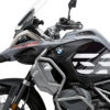 BSTI 3408 BMW R1250GS Adventure Ice Grey Anniversary Limited Edition Tank Stickers Grey Black 03