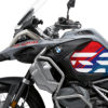 BSTI 3408 BMW R1250GS Adventure Ice Grey Anniversary Limited Edition Tank Stickers Msport 03