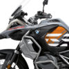 BSTI 3408 BMW R1250GS Adventure Ice Grey Anniversary Limited Edition Tank Stickers Orange Black 03