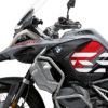BSTI 3408 BMW R1250GS Adventure Ice Grey Anniversary Limited Edition Tank Stickers Red Black 03