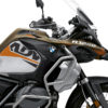 BKIT 3547 BMW R1250GS Adventure Style Exclusive Alive Orange Black Stickers Kit 02