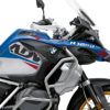 BKIT 3548 BMW R1250GS Adventure Style HP Alive Red Blue Stickers Kit 02