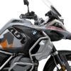 BKIT 3556 BMW R1250GS Adventure Ice Grey M90 Grey Orange Camo Side Tank Wrap 02