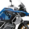 BKIT 3557 BMW R1250GS Adventure Style HP M90 Blue Camo Side Tank Wrap 02