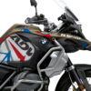 BKIT 3564 BMW R1250GS Adventure Style Exclusive Spike Red Blue Stickers Kit 02