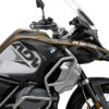 BKIT 3583 BMW R1250GS Adventure Style Exclusive Velos Grey Black Stickers Kit 02