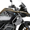 BKIT 3589 BMW R1250GS Adventure Style Exclusive Vivo Grey Black Stickers Kit 02