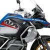 BKIT 3591 BMW R1250GS Adventure Style HP Vivo Red Blue Stickers Kit 02