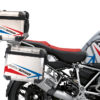 BSTI 3507 BMW R1250GS Adventure Top Box Spike Red Blue Stickers Kit 02