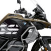 BSTI 3594 BMW R1250GS Adventure Style Ecxlusive Anniversary Limited Edition Tank Stickers Black Grey 02