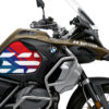 BSTI 3594 BMW R1250GS Adventure Style Ecxlusive Anniversary Limited Edition Tank Stickers Msport 02