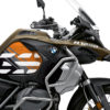 BSTI 3594 BMW R1250GS Adventure Style Ecxlusive Anniversary Limited Edition Tank Stickers Orange Black 02