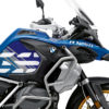 BSTI 3595 BMW R1250GS Adventure Style HP Anniversary Limited Edition Tank Stickers Blue Variations 02