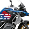 BSTI 3595 BMW R1250GS Adventure Style HP Anniversary Limited Edition Tank Stickers Msport 02