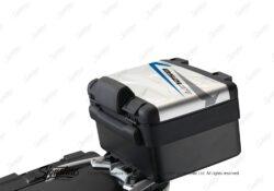 BSTI 3634 BMW R1250GS Vario Top Box Spike Blue Grey Stickers Kit