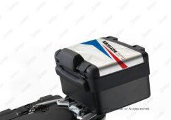 BSTI 3636 BMW R1250GS Vario Top Box Stingray Red Blue Stickers Kit