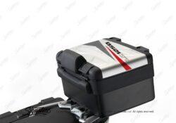 BSTI 3637 BMW R1250GS Vario Top Box Stingray Red Grey Stickers Kit