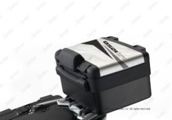 BSTI 3638 BMW R1250GS Vario Top Box Stingray Black Grey Stickers Kit