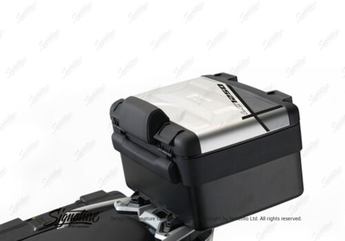 BSTI 3642 BMW R1250GS Vario Top Box Vector Grey Stickers Kit