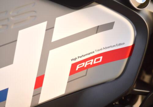 02 BMW HP Edition Tank Side 4