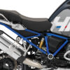BKIT 3678 BMW R1200GS LC Adventure Ocean Blue HP Edition Side Tank Fender Stickers with Full Frame Blue 03