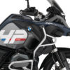 BKIT 3679 BMW R1200GS LC Adventure Ocean Blue HP Edition Side Tank Fender Stickers with Panniers 02