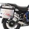 BKIT 3680 BMW R1200GS LC Adventure Ocean Blue HP Edition Side Tank Fender Stickers with Pyramid Frame Panniers Blue 03