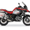 BKIT 3685 BMW R1200GS LC Adventure Racing Red HP Edition Side Tank Fender Stickers with Panniers 01