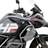 BKIT 3691 BMW R1250GS Adventure Ice Grey HP Edition Side Tank Fender Stickers with Panniers 02