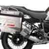 BKIT 3697 BMW R1250GS Adventure Style Exclusive HP Edition Side Tank Fender Stickers with Panniers 03
