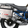 BKIT 3699 BMW R1250GS Adventure Style Exclusive HP Edition Side Tank Fender Stickers with Full Frame Panniers Blue 03