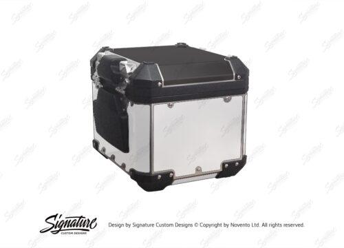 BPRF 3709 BMW GS Alluminium Top Box Protective Film with Heavy Duty Top 01 Black