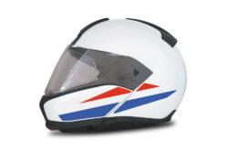 HEL 4012 BMW System 6 Helmet Netherlands Flag Stickers
