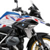 BKIT 3750 BMW R1250GS Style HP Dazzle Red Blue Stickers Kit 02